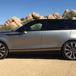 Video Range Rover Velar 2018
