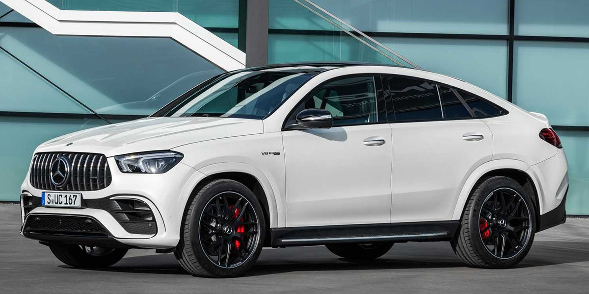Mercedes-AMG GLE 63 S Coupe 2021